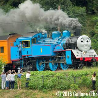 トーマスピンク(THOMAS PINK)の大井川機関車トーマスSL 乗車券(鉄道乗車券)