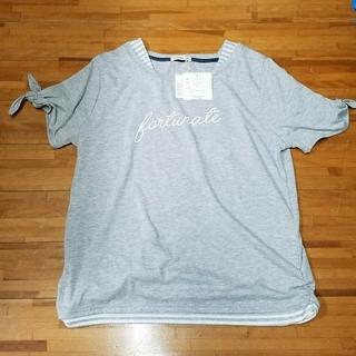 シマムラ(しまむら)の4L☆新品未使用☆Tシャツ(Tシャツ/カットソー(半袖/袖なし))