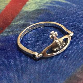 ヴィヴィアンウエストウッド(Vivienne Westwood)のヴァンドームリングxs 10号(リング(指輪))