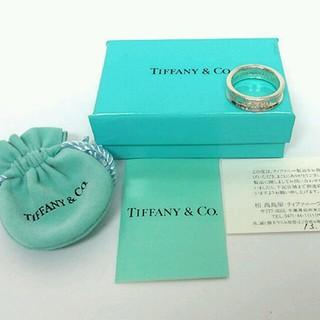 ★  TIFFANY&Co. リング 21.5号 シルバー925 (リング(指輪))