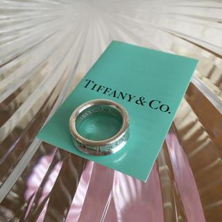 ティファニー(Tiffany & Co.)のTIFFANY & Co. リング(リング(指輪))