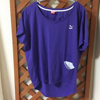 プーマ(PUMA)のプーマ トレーニング デザインTシャツ ヨガ、ジム、ダンス(ヨガ)