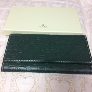 ロレックス(ROLEX)のROLEX 財布 非売品☆(財布)