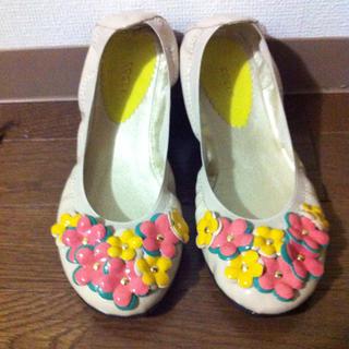 コキュ(COCUE)のCOCUE エナメルローヒールシューズ♡(ローファー/革靴)