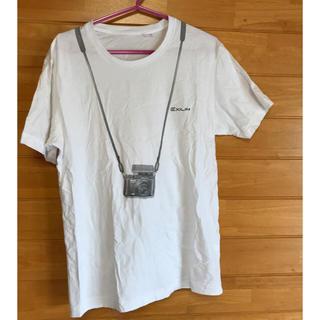 ユニクロ(UNIQLO)のUNIQLO UT カメラ(Tシャツ/カットソー(半袖/袖なし))
