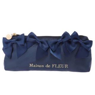 メゾンドフルール(Maison de FLEUR)のMaison de FLEUR  メゾンドフルール ペンケース 限定(ペンケース/筆箱)