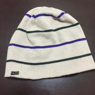 アールニューボールド(R.NEWBOLD)のR.NEWBOLD  帽子(ニット帽/ビーニー)
