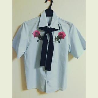 ミルクボーイ(MILKBOY)のMILKBOY ROSE シャツ(シャツ)