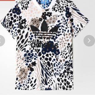 アディダス(adidas)の新品 アディダス オリジナルスTシャツ(シャツ/ブラウス(長袖/七分))