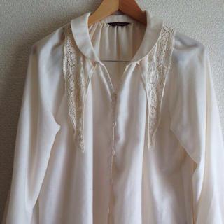 アーバンリサーチ(URBAN RESEARCH)のUR襟付きシャツ(シャツ/ブラウス(長袖/七分))