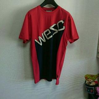 ウィーエスシー(WeSC)のwesc☆Tシャツ サイズS(Tシャツ/カットソー(半袖/袖なし))
