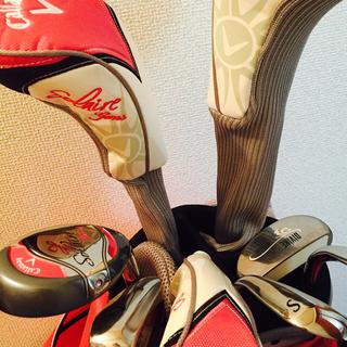 キャロウェイゴルフ(Callaway Golf)のとっしゅ。さま専用♡キャロウェイゴルフクラブセット♡(クラブ)