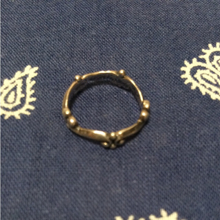 silver ring (リング(指輪))