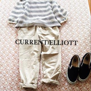 カレントエリオット(Current Elliott)のカレントエリオット チノパンツ(カジュアルパンツ)