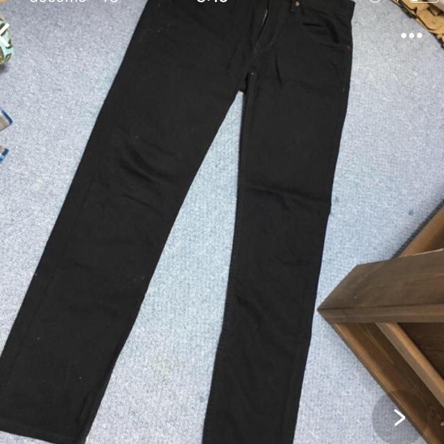 POLO RALPH LAUREN(ポロラルフローレン)のポロ ラルフローレン ブラックデニム 引越し最安値 メンズのパンツ(デニム/ジーンズ)の商品写真