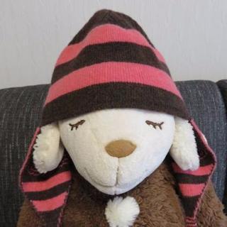 ヴィヴィアンウエストウッド(Vivienne Westwood)のVivienne Westwood 耳付きニット帽(ニット帽/ビーニー)