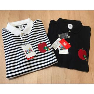 グラニフ(Design Tshirts Store graniph)の新品  訳あり  グラニフ  はらぺこあおむし ポロシャツ SS〜L お値引き有(ポロシャツ)