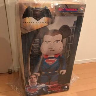 メディコムトイ(MEDICOM TOY)のMEDICOM ベアブリック スーパーマン 1000%(SF/ファンタジー/ホラー)