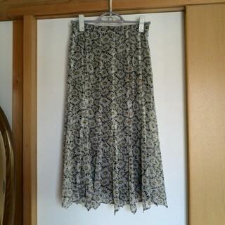 インテレクション(INTELECTION)のINTELLECTIONのロングスカート40(ロングスカート)