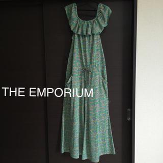 ジエンポリアム(THE EMPORIUM)の美品 THE EMPORIUM オールインワン (オールインワン)