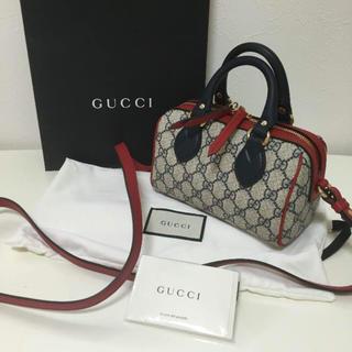 グッチ(Gucci)のレア品♡新品♡グッチ♡GG Spremeショルダーバック(ショルダーバッグ)