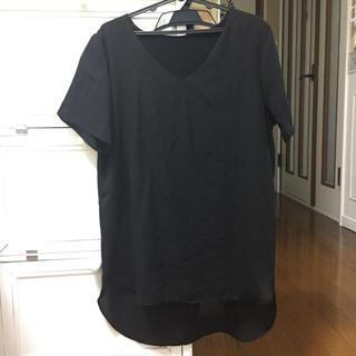 アンレリッシュ(UNRELISH)の【タグ付き 新品未使用】  UNRELISH デザインTシャツ(Tシャツ(半袖/袖なし))