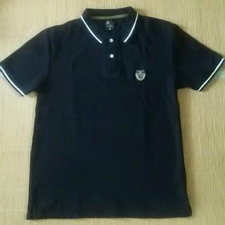 ふわもこ様専用 ポロシャツ   黒    Mサイズ   RUSS-K(ポロシャツ)