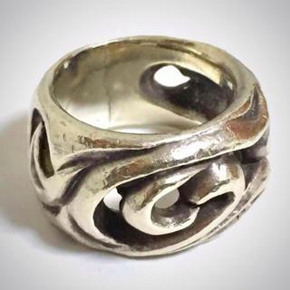 シルバー デザインリング 11号(リング(指輪))