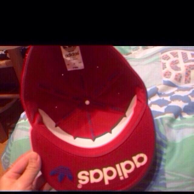 adidas(アディダス)のCap レディースの帽子(キャップ)の商品写真
