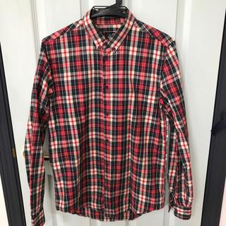 チープマンデー(CHEAP MONDAY)の⭐️チープマンデー チェックシャツ(シャツ)
