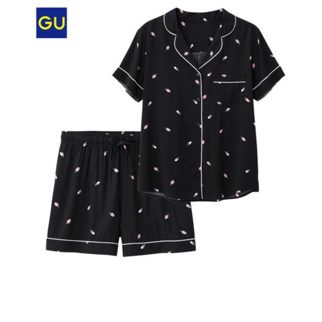GU(ジーユー)のアイスクリームパジャマ レディースのルームウェア/パジャマ(パジャマ)の商品写真
