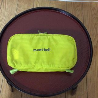 モンベル(mont bell)のmont bell モンベルのポーチ フック付き 使いやすい(その他)