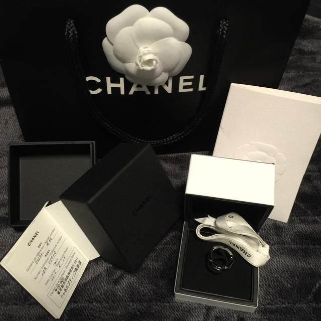 CHANEL(シャネル)のCHANEL ウルトラリング レディースのアクセサリー(リング(指輪))の商品写真