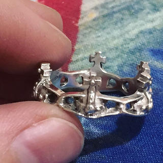 ヴィヴィアンウエストウッド(Vivienne Westwood)のヴィヴィアンウエストウッドシックスオーブリング l 16号(リング(指輪))