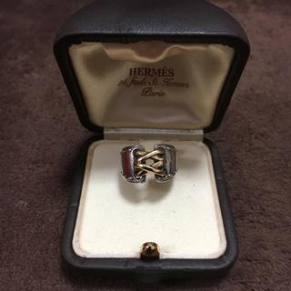 エルメス(Hermes)のエルメス メキシコリング(リング(指輪))