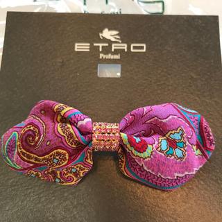 エトロ(ETRO)のエトロバレッタ(バレッタ/ヘアクリップ)