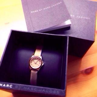マークバイマークジェイコブス(MARC BY MARC JACOBS)のMARC 最終値下げ!!(腕時計)