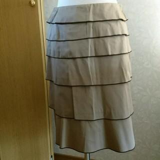 カルバンクライン(Calvin Klein)のカルバン・クライン  スカート(ひざ丈スカート)