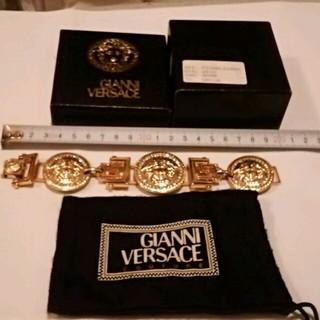 ジャンニヴェルサーチ(Gianni Versace)の・ ジャンニ、ヴェルサーチ(ブレスレット)