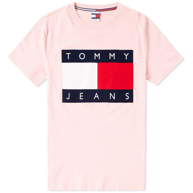TOMMY JEANS 90sフロックTシャツ