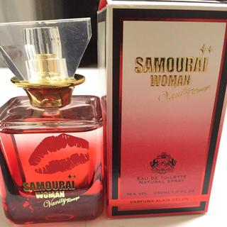 サムライ(SAMOURAI)の香水*サムライウーマン*SAMOURAIWOMAN(香水(女性用))