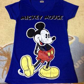 ディズニー(Disney)のミッキーTシャツ☆値下げ(Tシャツ(半袖/袖なし))