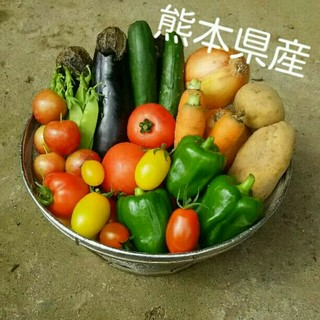 野菜詰め合わせ 80サイズ  7月10日(野菜)