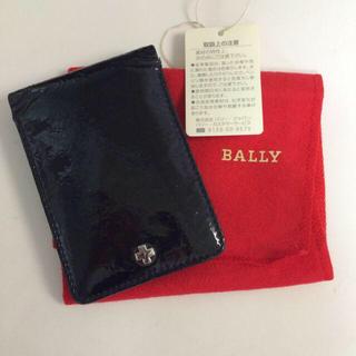バリー(Bally)のBALLY 定期入れ(名刺入れ/定期入れ)