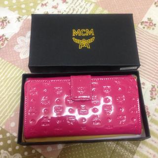 エムシーエム(MCM)のMCM長財布 再出品(財布)