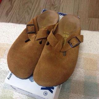 ビルケンシュトック(BIRKENSTOCK)のビルケンの靴(サンダル)