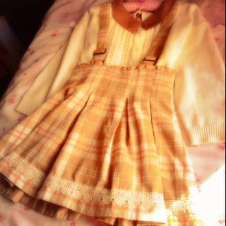 リズリサ(LIZ LISA)のリズリサ*お嬢様ジャンスカ(ミニスカート)