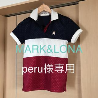 マークアンドロナ(MARK&LONA)のMARK&LONAゴルフレディースウェア(ウエア)