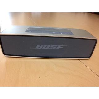 ボーズ(BOSE)のBOSE サウンドリンクミニブルートゥーススピーカー(スピーカー)