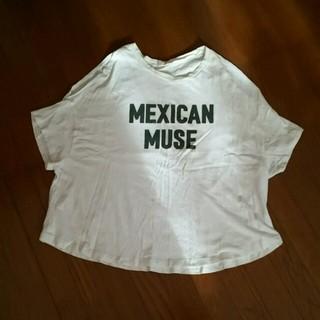 ジーユー(GU)のGU / デザインTシャツ(Tシャツ(半袖/袖なし))